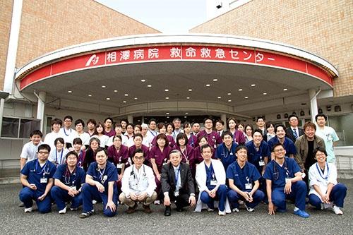 相澤病院は長野県松本市にある