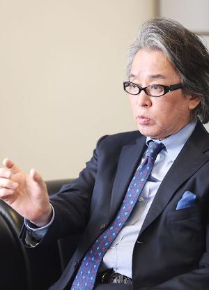 大戸屋創業者の故・三森久実氏(写真:鈴木愛子)