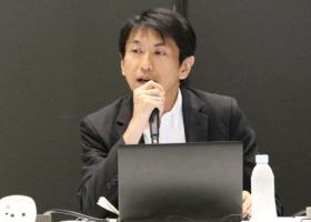 経済産業省経済産業政策局産業人材政策室参事官の伊藤禎則氏