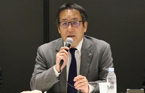 サントリーホールディングス 執行役員・人事部長 神田秀樹氏