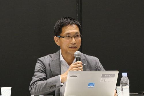 日産自動車 人事本部副部長 井原徹氏