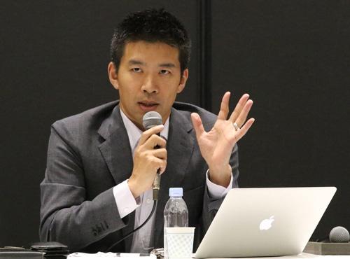 日本IBM コラボレーション&タレントソリューション事業部 Watson Talent担当 河野英太郎氏