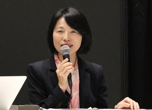 日本オラクル フェロー(理事)社員エンゲージメント室室長 赤津恵美子氏