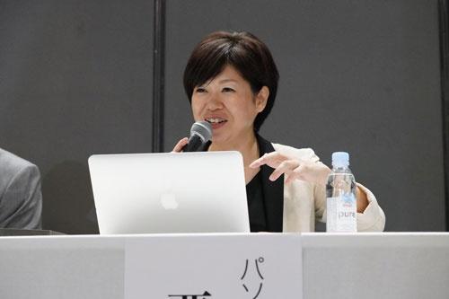 パソナテック取締役Job-Hub事業部/エクサウィザーズ取締役 粟生万琴氏
