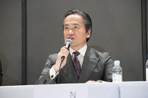 NIコンサルティング代表取締役 長尾一洋氏