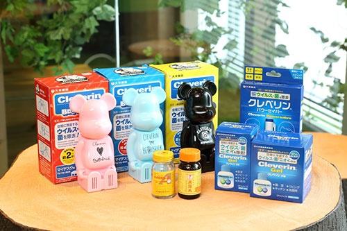 空気除菌という新しい市場に挑む「クレベリン」
