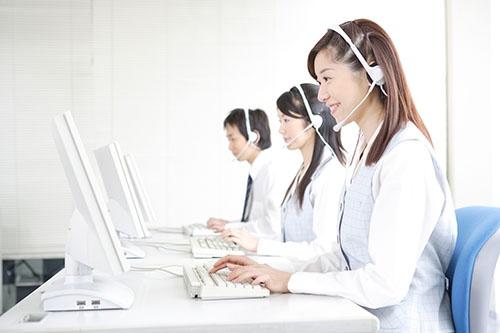 <b>沖縄県ではコールセンター事業を行う企業を積極的に誘致してきた。その結果、沖縄県の情報通信関連産業で働く人の7割を占める主要事業になっている</b>(写真=アフロ)