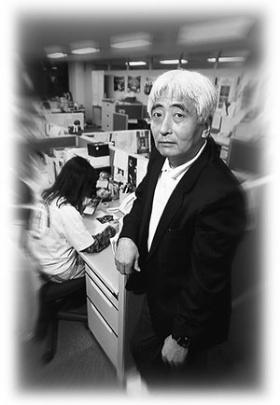 SCE副社長や会長、SME社長などを歴任した丸山茂雄氏(撮影:原川 満)