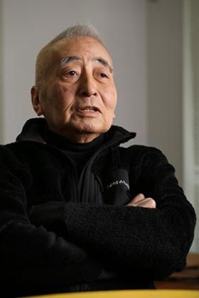 SCE副社長や会長、SME社長などを歴任した丸山茂雄氏(撮影:陶山 勉)