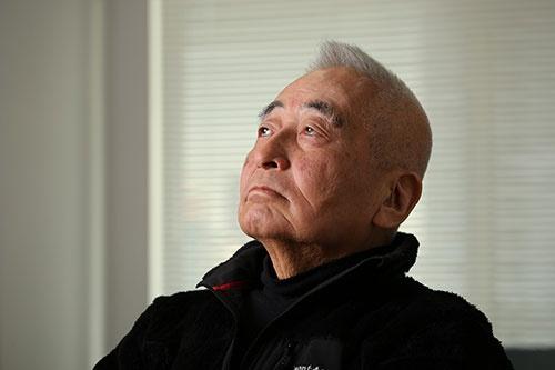 <b>丸山 茂雄(まるやま・しげお)氏</b><br/>1941年8月、東京都生まれ。66年早稲田大学商学部卒業後、読売広告社に入社。68年CBS・ソニー(現ソニー・ミュージックエンタテインメント)入社。88年にCBS・ソニーグループ取締役。92年にCBS・ソニーがソニー・ミュージックエンタテインメント(SME)に社名変更し、SME副社長に。93年にソニー・コンピュータエンタテインメント(現ソニー・インタラクティブエンタテインメント)を、SMEとソニーの合弁で設立し、副社長に就任。97年にSME副会長。98年2月にSME社長に就任。1999年にSCE副会長。2000年12月にSMEJ取締役へ退く。2001年にSCE会長。2002年にSMEJを退職し、SCE取締役へ退く。2007年にSCE取締役を退任(撮影:陶山 勉、以下同)