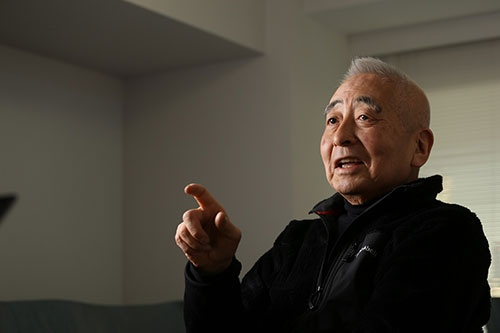 SCE副社長や会長、SME社長などを務めた丸山茂雄氏