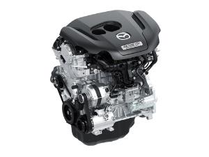 マツダはガソリンエンジンとディーゼルエンジンで世界一の圧縮比を実現。環境技術「スカイアクティブ」と名付けた