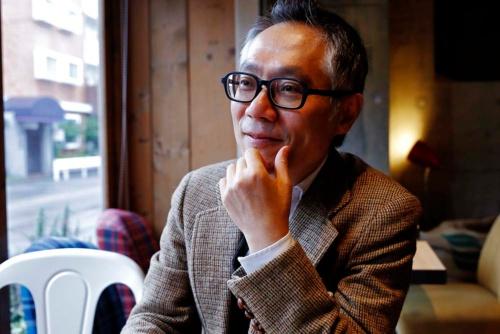 作家の永江朗氏(写真/竹井俊晴)