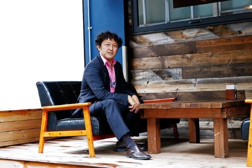 セゾン現代美術館の館長と代表を務める堤たか雄氏(写真/竹井俊晴)