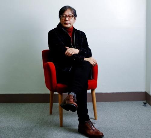人類学者であり思想家の中沢新一氏(写真/竹井俊晴)