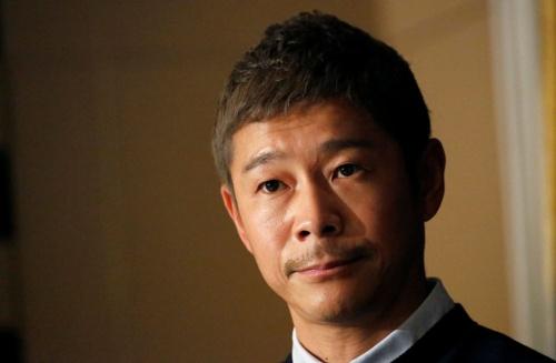 プロ野球団の経営に意欲をみせるZOZOの前澤友作さん(写真:ロイター/アフロ)