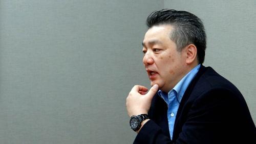 トヨタ自動車 新興国小型車カンパニープレジデント・常務役員の前田昌彦さん