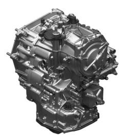 N-VANのCVT。なお、N-VANには6速MTも設定されている。