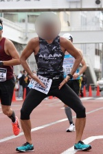 """気温29度! 完走率60%! 厳しい大会でした。(photo by 千葉智雄@<a href=""""https://www.team58.jp/"""" target=""""_blank"""">チームゴーヤ</a>)"""