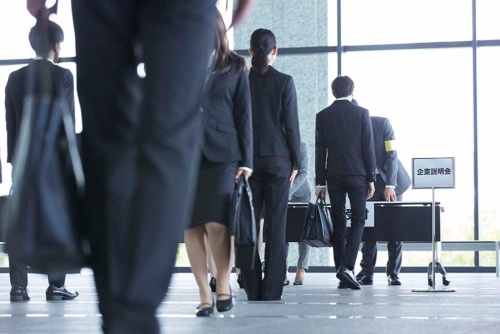 就活の統一ルールが変わるか(写真:PIXTA)