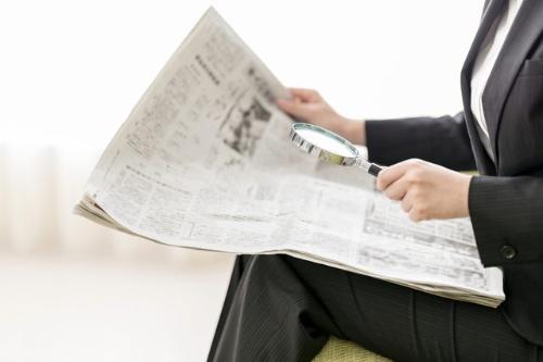 人の話やべた記事に注意を払おう(写真:PIXTA)