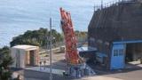 11日朝、日本、世界最小ロケットで衛星打ち上げ