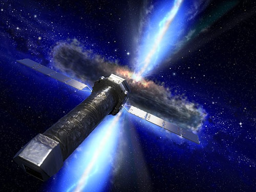 Athenaの想像図(Image ESA)