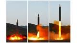 """北朝鮮のミサイル、""""目標""""はあくまで米国"""