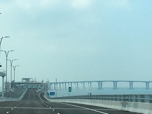 香港・中国一体化の象徴である港珠澳大橋