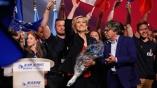右派ポピュリスト・ルペンが躍進し決選投票へ