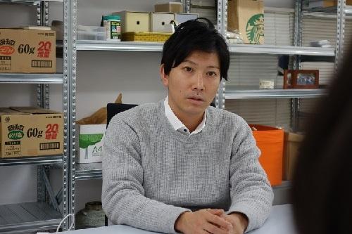 ファウンディングベース共同代表の佐々木喬志氏