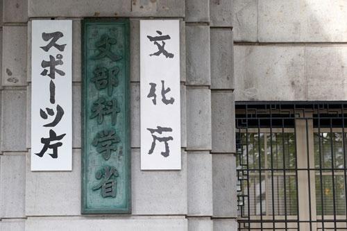 「掲載記事を事前チェックしている」と言う文科省スポーツ庁(写真:田村翔/アフロスポーツ)