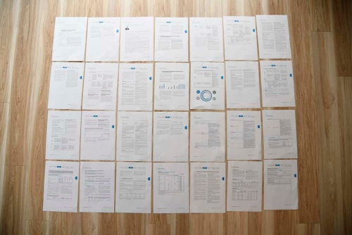 ルノーの有価証券報告書のうち、役員報酬の決め方について書かれたページ。本記事の執筆にあたっては、金融庁の「EDINET」に開示された日本語訳も参考にした。