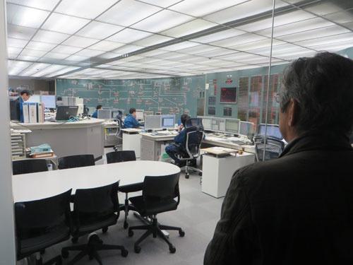 今回は東京電⼒パワーグリッドの「中央給電指令所」に潜入