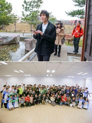 今年3月13日に二子玉川で開催した『LUDUSOS』の様子。70人近くの参加者があった