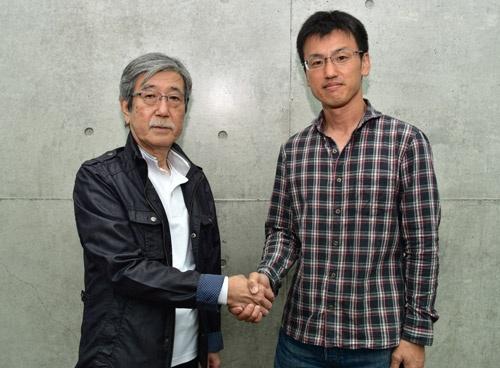 釣船・長栄丸の船長石井宏和氏