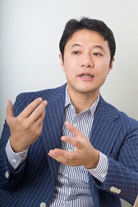 入山章栄(いりやま・あきえ)氏