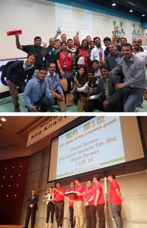 海外現地法人からも50人が参加、総勢600人が結集した「キラキラ☆ワールドグランプリ」を開催
