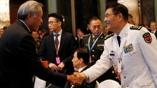 アジア安保会議で日米印が急接近