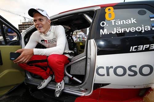 選手権を大いに盛り上げた立役者の一人。オット・タナク。ちなみに2019年からWRCでもF1同様にドライバーが希望するカーナンバーを付けられるように。タナクは「8は日本で縁起の良い数字なんだよね?」と、できれば2018年と同じカーナンバー8を付けたい、と言っていました ©TOYOTA GAZOO Racing
