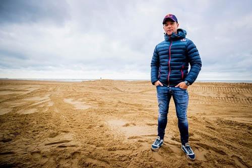 ヒュンダイと2年契約を結んだローブ。現在、ダカールラリーに参戦するため南米に滞在中のため、ラリー・モンテカルロが始まる直前までヒュンダイ i20クーペWRCをテストできない ©Red Bull Content Pool
