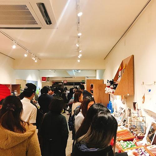 台湾ではリアル店舗「MiCHi Cafe」で勝負!