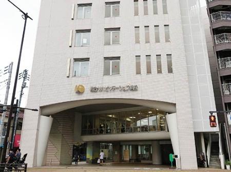急性期病院から転院してリハビリと格闘した初台リハビリテーション病院(東京都渋谷区)。