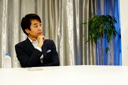 A.T.カーニー日本会長の梅澤高明氏(撮影:竹井 俊晴、写真は2015年に撮影されたもの)