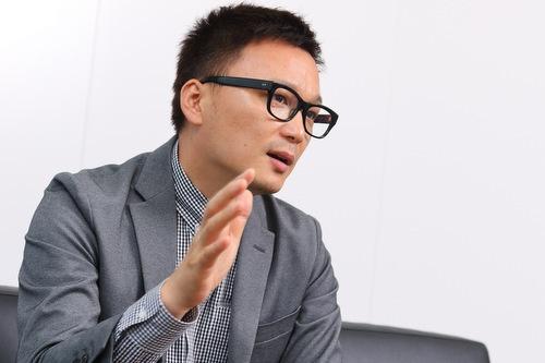 ストライプインターナショナルの石川康晴CEO(撮影:北山 宏一)
