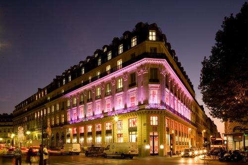 ユニクロ パリ・オペラ店(写真:FR提供)