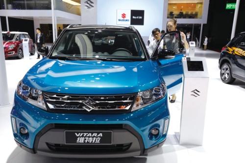 モーターショーをてこに販売増を狙ったが……(写真は2017年の上海モーターショー)(写真=AP/アフロ)