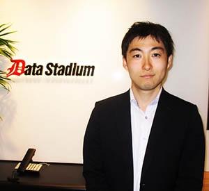 データスタジアム ベースボール事業部 アナリストの金沢慧氏