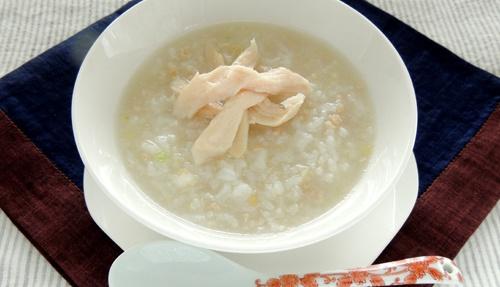 中華風鶏粥