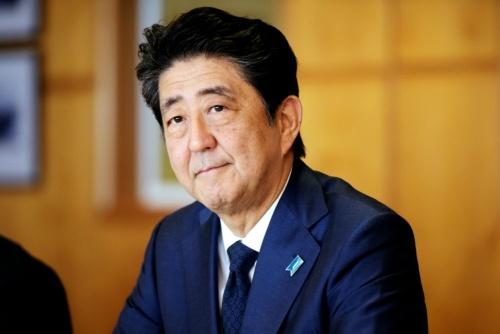 安倍首相は今国会で「出入国管理法改正案」の成立を目指している(写真=代表撮影/ロイター/アフロ)